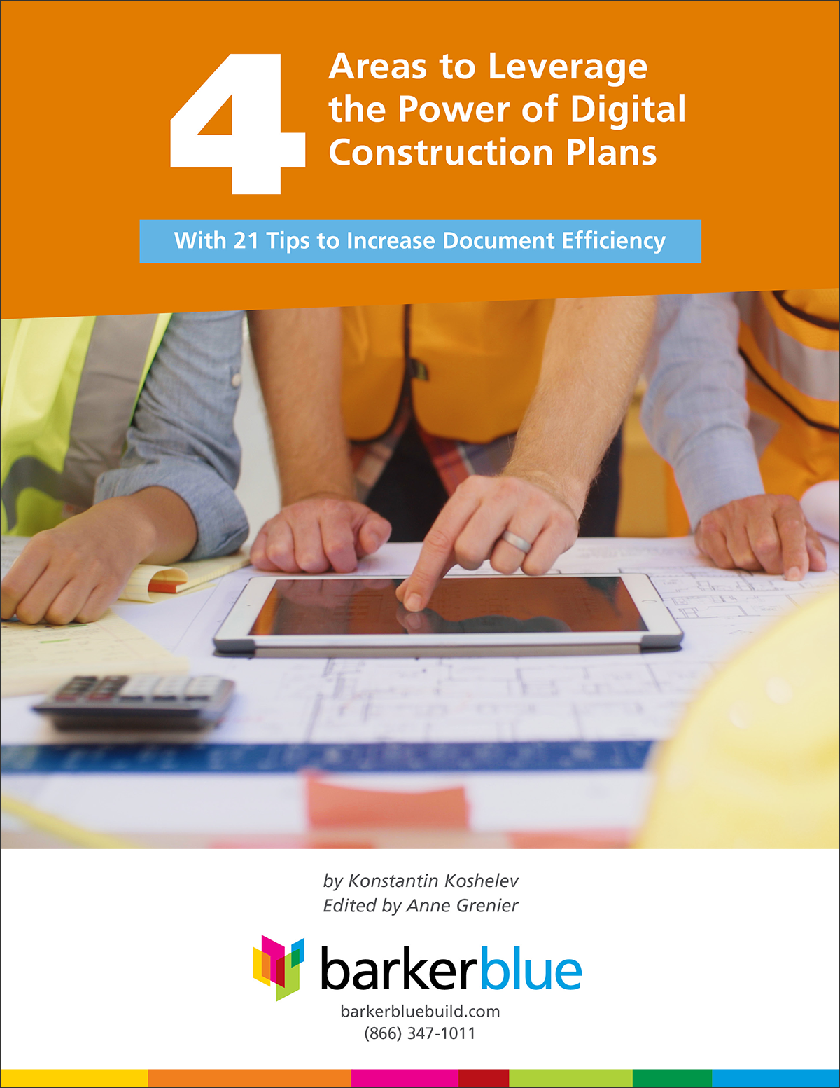 4 Areas to Leverage Digital Construction Plans