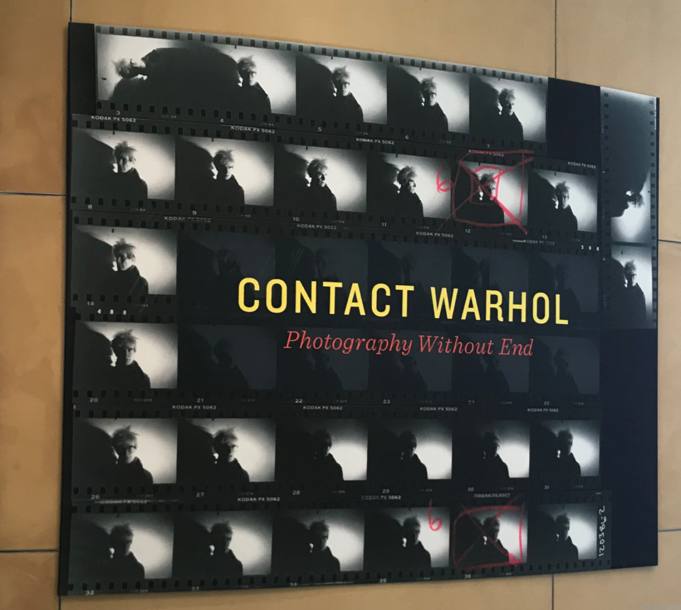 Contact Warhol Display by BarkerBlue-1