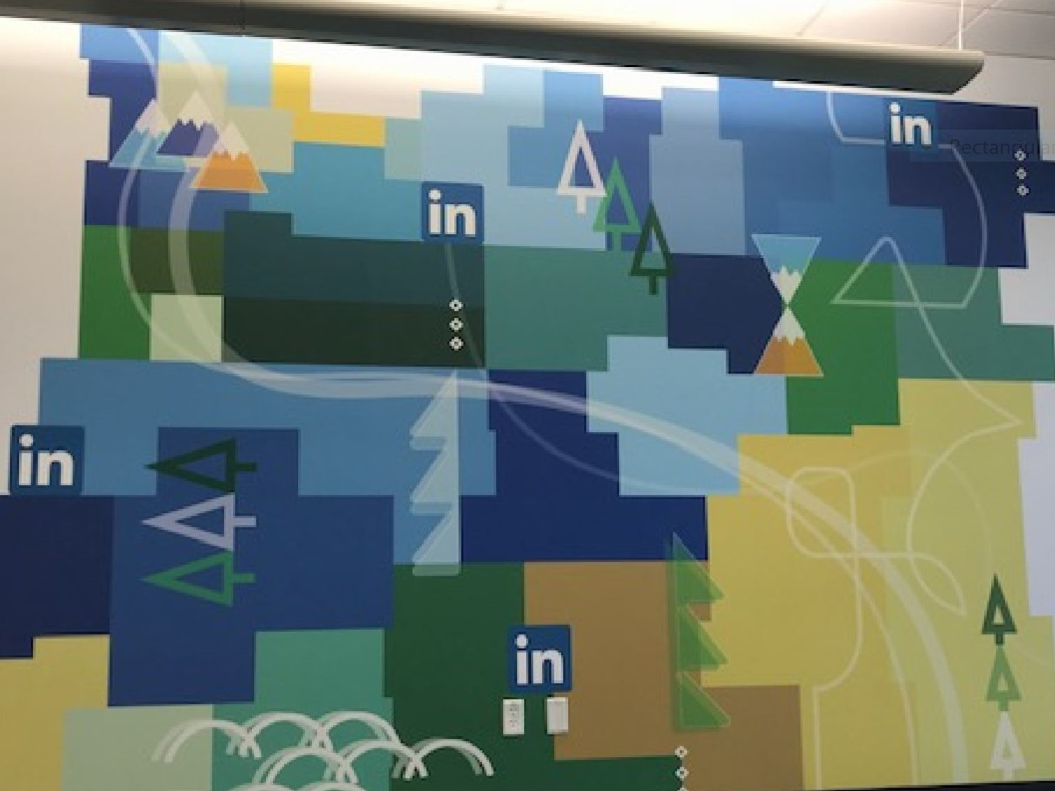 LinkedIn Wall Graphic by BarkerBlue Create-1