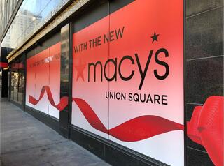 Macys Union Sq Holiday Bow Window by BarkerBlue-1
