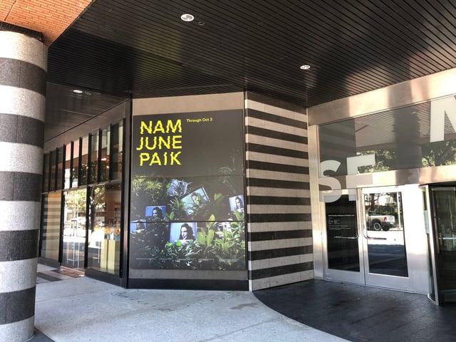 Nam Jun Paik SF MOMA 5.5.21 - 4